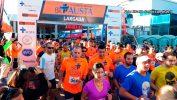 A 3ª edição da Corrida de Rua 8K Austa Clínicas reuniu atletas de Rio Preto e região.