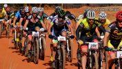 A corrida deMountain Bike foi domingo, 07/08.